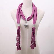женская ожерелье вискоза шарф