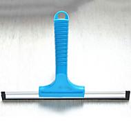 ウィンドウのクリーニングブラシ使いやすく、プラスチック/シリコーン(ランダムな色)