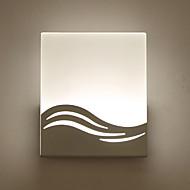 AC 100-240 2 W Integrert LED Moderne / Nutidig Maleri Trekk for LED Mini Stil Pære inkludert,Atmosfærelys Vegglampe
