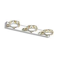tanie Kinkiety Ścienne-Kryształ / DOPROWADZIŁO / Nowoczesny / współczesny Lampy ścienne Metal Światło ścienne 90-240V 3 W / LED zintegrowany