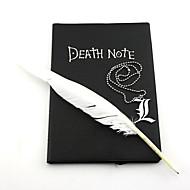 Jewelry Inspirirana Death Note Cosplay Anime Cosplay Pribor Ogrlice Legura Muškarci Žene novi vruć