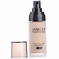 3 Podloga za šminku Wet Tekućina Izbjeljivanje Anti-Aging Vlažnost Acoperire Oil-control Dugo trajanje Korektor Nejednak ton kože