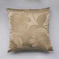 billige Putevar-1 stk Polyester Putecover, Blomstret Tradisjonell