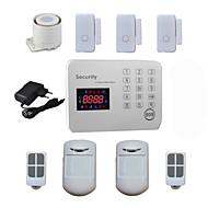 billiga Sensorer och larm-433MHz Trådlöst Tangentbord SMS Telefon 433MHz GSM