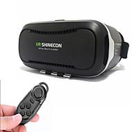shinecon virtuelle virkelighed 3d glasses 2.0 + bluetooth fjernbetjening til 4,5-6,0 tommer telefon