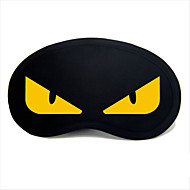 Travel Eye Mask / Sleep Mask Travel Rest for Travel Rest Black/Yellow