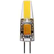 YWXLIGHT® 1pc 2.5 W 250 lm G4 LED-lamper med G-sokkel MR11 4 LED Perler COB Vandtæt / Dekorativ Varm hvid / Kold hvid / Naturlig hvid 12 V / 24 V / 1 stk. / RoHs