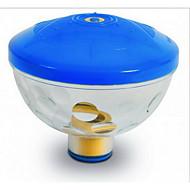 tanie Naświetlacze-Oświetlenie podwodne Wodoodporne / Dekoracyjna Wielokolorowy Bateria Oświetlenie zwenętrzne