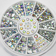 cheap Nail Art-280 Rhinestones Classic Rhinestone Sparkle & Shine High Quality Daily Nail Art Design
