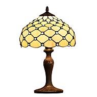billige Skrivebordslamper-Tiffany Øyebeskyttelse Skrivebordslampe Til Metall 110-120V 220-240V