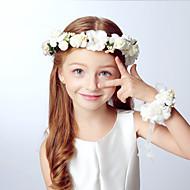 Dzieci Dla chłopców / Dla dziewczynek Akryl Akcesoria do futerka Niebieski / Różowy / Khaki Jeden rozmiar / Opaski na głowę
