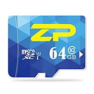 ZP 64Gt Micro SD-kortti TF-kortti muistikortti UHS-I U1 Class10