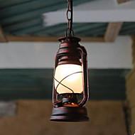 billige Takbelysning og vifter-Lanterne Anheng Lys Omgivelseslys Andre Metall Glass LED 110-120V / 220-240V Gul Pære ikke Inkludert / E26 / E27