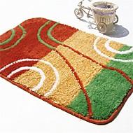 """שטיח אמבטיה פוליפרופילן 1pc בסגנון מודרני 15 """"ב -23"""""""