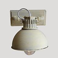 AC 100-240 40W E26/E27 Rustikk Maleri Trekk for LED,Nedlys Vegglamper Vegglampe