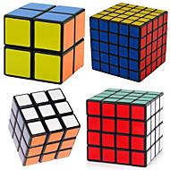 Rubik küp Shengshou Pürüzsüz Hız Küp 2*2*2 4*4*4 5*5*5 Hız profesyonel Seviye Sihirli Küpler Çocukların Günü Yeni Yıl Noel Hediye