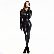 cheap Sexy Uniforms-Super Heroes Bat Cosplay Cosplay Costume Party Costume Men's Women's Halloween Carnival New Year Festival / Holiday Halloween Costumes