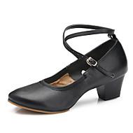 baratos Sapatilhas de Dança-Sapatos de Dança(Preto) -Feminino-Personalizável-Tênis de Dança / Moderna
