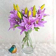 "1 Gren Andre Liljer Bordblomst Kunstige blomster 50 (19.68"")"