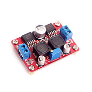 cheap -Buck DC-DC Wide Voltage Input Module (Solar Panel Dual-chip) Automatic Up Down Voltage