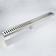 Drain / Nickel Brushed Stainless Steel /Contemporary