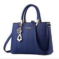 Women Bags PU Tote for Casual Outdoor White Black Red Blue
