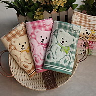 Fresh Style Wash Cloth,Embroidery Superior Quality 100% Cotton Woven Jacquard Towel