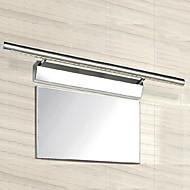 baratos Luzes para Espelho-Moderno / Contemporâneo Iluminação do banheiro Metal Luz de parede IP67 9W
