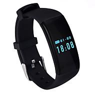 billige Smartklokker-Smart armbånd D21 for iOS / Android Vannavvisende Aktivitetsmonitor / Søvnmonitor / Pulsmåler / Kamerakontroll / Stoppeklokke / Kamera
