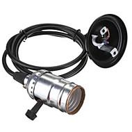 E27 Edison Retro Pendant Lamp Holder with Switch For Socket (110/220V)