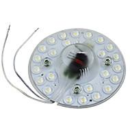Jiawen 12w branco frio levou módulo, levou o teto lâmpada 180-265v ac fonte de luz