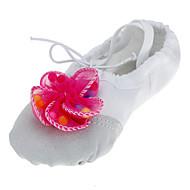 billiga Dansskor-Balettskor Textil Platta Imitationspärla Platt klack Går ej att specialbeställas Dansskor Fuchsia / Blå / Rosa / Inomhus