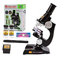 Mikroskop Pedagogisk leke Vitenskaps- og oppdagelsesleker Astronomileker og -modeller Leker Leketøy Sylinder-formet Barn 1 Deler