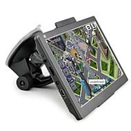 Χαμηλού Κόστους Συσκευή Ανίχνευσης GPS-7 ιντσών HD διπλού πυρήνα gps 8gb φορητό όχημα ολοκληρωμένη πλοήγηση
