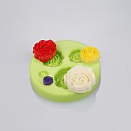 tanie Formy do ciast-Narzędzie do ciast Lód Czekoladowy Cupcake Ciasteczka Tort Silikonowy Ekologiczne Wysoka jakość Modny Narzędzie do pieczenia ciasto