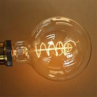 g125 40W E27 vintage Edison pære retro lampe glødepæren (AC220-240V)