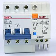 kleine lekkage automaten met DZ47LE-63 3p n fase vier-draads lekkage switch