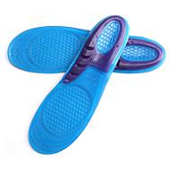 Herren Slippers & Flip-Flops Silica Gel Sommer Normal Flacher Absatz Blau Flach