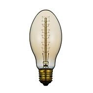40w e27 retro industristil bullet glødelampe høy kvalitet