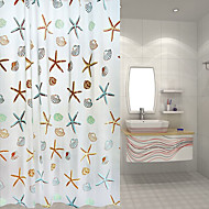 cheap Bathroom Products-1pc Shower Curtains Modern Polyester Bathroom