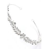 Yapay Elmas alaşım - Headbands 1 Düğün Özel Anlar Başlık
