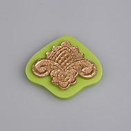 billige Bakeredskap-Bakeware verktøy silica Gel / Silikon Økovennlig / Non-Stick / Håndtak Kake / Til Småkake / For Småkake Pastry Tool