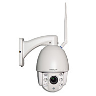 Hosafe® 960p 4x zoom auto focus mini speed dome ptz wifi appareil photo ip avec vision nocturne détection de mouvement