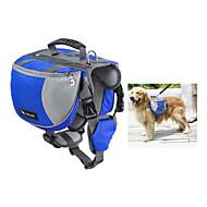 Cachorro Pacote de cão Animais de Estimação Transportadores Prova-de-Água Portátil Laranja Vermelho Azul Preto