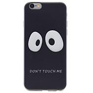 billiga Mobil cases & Skärmskydd-fodral Till Apple iPhone 5-fodral iPhone 6 iPhone 7 Mönster Skal Tecknat Mjukt TPU för iPhone 7 Plus iPhone 7 iPhone 6s Plus iPhone 6s