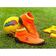 baratos Sapatos de Menino-Para Meninos Sapatos Couro Ecológico Outono Conforto Tênis Futebol para Laranja / Verde / Azul
