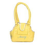 Cute Yellow Small Dog Bag only for Baby Dog Usage