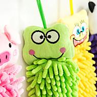 pyyhe kaunis pyyhkeet eläinten pattern tuntumaa ja levittää kuitu (satunnaisia värejä)
