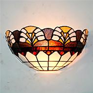 baratos Arandelas de Parede-CXYlight Tifani / Rústico / Campestre / Tradicional / Clássico Luminárias de parede Metal Luz de parede 110-120V / 220-240V 60W / E26 / E27