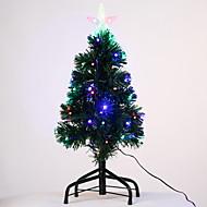 Kerst verlichte kerstboom